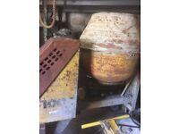 Winget 100T cement mixer