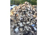 Quality Dry Chopped Firewood