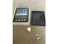 Apple Ipad Silver 32GB 1st Generation 3G