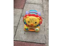 Fisher-Price DPL57 3-in-1 Sit, Stride and Ride Lion