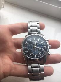 Men's Lorus Chronograph Watch