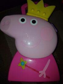 Peppa Pig princess set