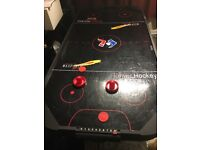 Air hockey table approx 6ft