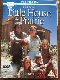 Little House on the Prairie - Season 1 - 6 Disc Box Set