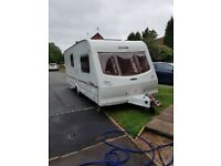 SPACIOUS 2 BERTH CARAVAN