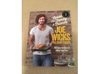 Joe Wicks Cooking for Friends & Family Cook Book