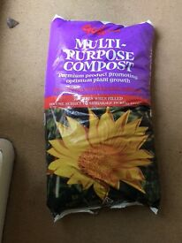 Multi-purpose compost 26 bags
