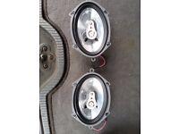 "FLI Audio Integrator 57 5""x7"" 5x7 inch 3-Way Ford Car Door"
