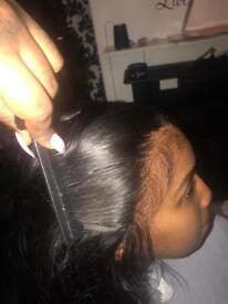 Friendly Qualified Mobile Hairdresser/Wig maker. Afro Caribbean European hair. Virgin hair supplier!