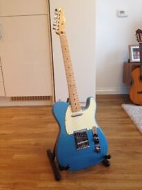 Fender Telecaster Mexican with padded bag