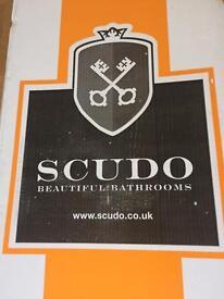 Scudo i8 offset quadrant shower enclosure