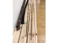 Vantage fly 13ft 4 piece rod with case speycaster