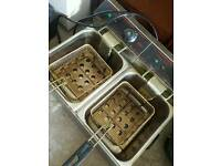 Commercial fryer used for 6 months only