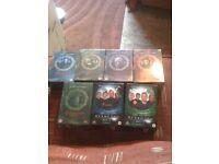 Stargate DVD Box Set Series 1-7
