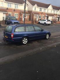 2.2 deisel Vauxhall omega estate