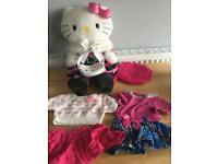 Hello Kitty Build-a-Bear Bundle