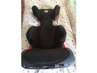 Britax Car Seat. 15-36kg Romer Adventure black