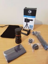 (New) CamKix 4in 1 lens kit for Iphone