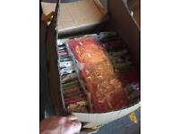 Joblot boxes of phone cases 1000s