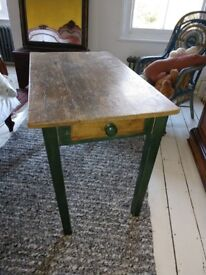 Old table or desk for sale