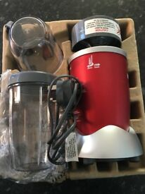 Nutribullet in box (only used twice)