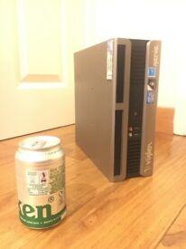 @BARGAIN@ MINI fast PC Viglen Genie i5 3rd Gen 4GB DDR3 500GB perfect media centre HDMI win 10 pro