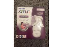 Brand New Sealed Philips Avent Breast Pump