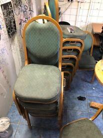 17 retro chairs