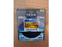 HOYA PRO1 Digital Circular Polarizing Filter - 77mm
