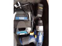 Mac Allister MDD108A1-2Li Cordless Drill
