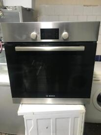 Bosch built in oven electric very good condition