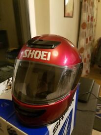 SHOEI RXR HELMET LARGE 59/60