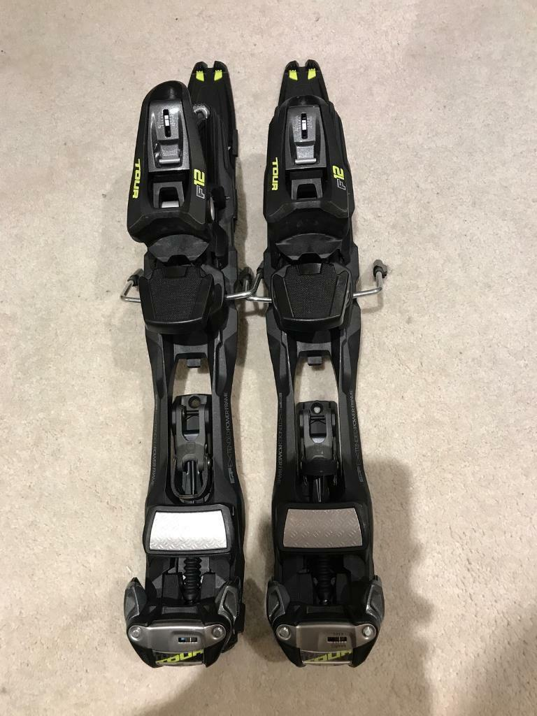 Ski binding: Marker F12 tour EPF binding 16/17 model