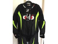 IMMACULATE BRAND NEW Oxford RP3 Motorbike Leathers