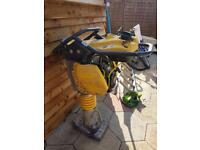 BOMAG BT60 Tamper wacker trench