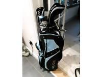 Golf Girl set of ladies golf clubs