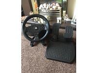PS3/ PS4 steering wheel