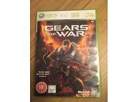 Gears of War 1, 2 & 3