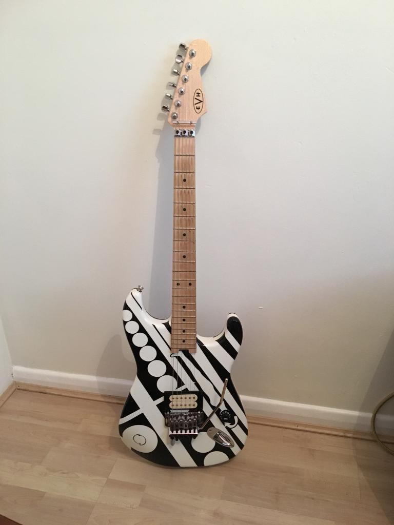 EVH Circles Guitar Unchained!!