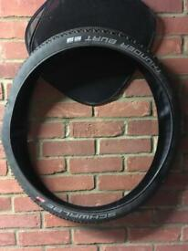 Mountain bike tyre 27.5, 650 Schwalbe