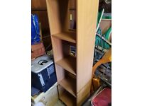 Bookcase Light Oak