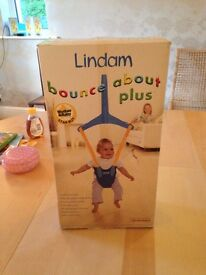 Lindam Baby Bouncer Bounce About Plus