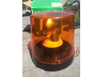 Large Amber Beacon