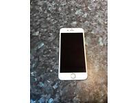 APPLE iPhone 6 16GB White/Sliver