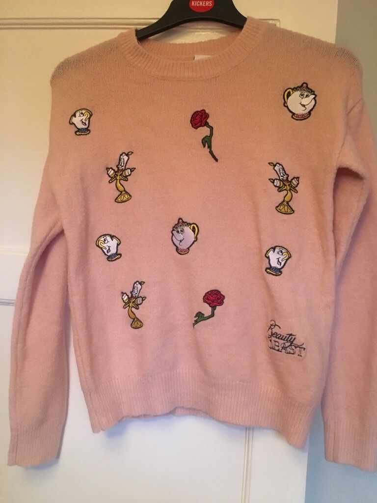Beauty And The Beast Sweaterjumper In Dunblane Stirling Gumtree