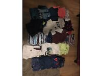 Boys age 8-9 clothes bundle