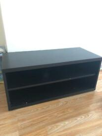 TV stand IKEA dark brown NEEDS TO GO ASAP