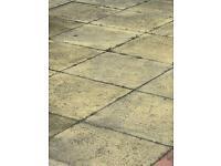 Paving flag stones £1 each must go asap