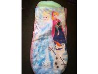 Children's Frozen Ready Bed