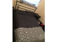 Double Bed (Frame & Mattress)